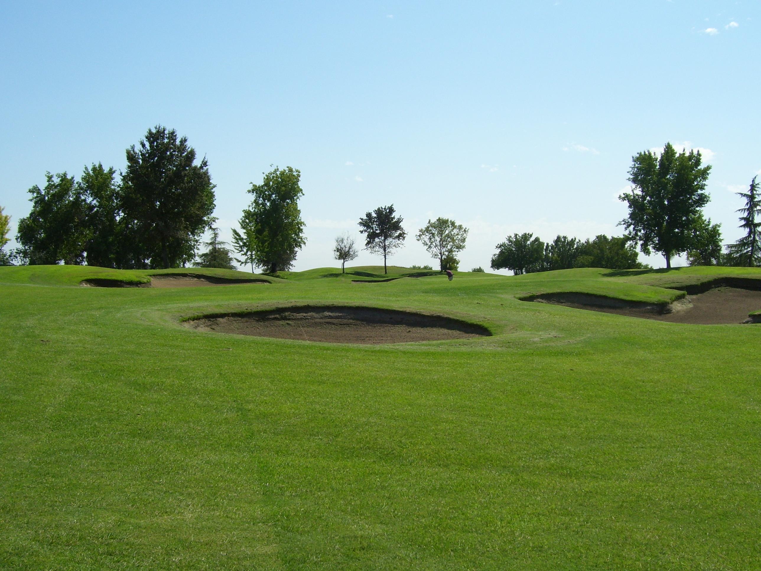 Valley Oaks Golf Course