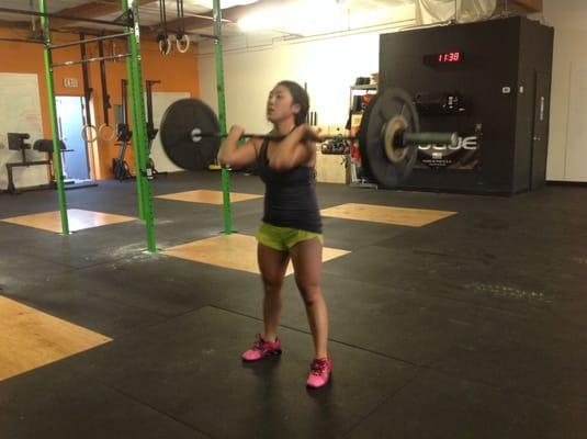 Shamrock CrossFit