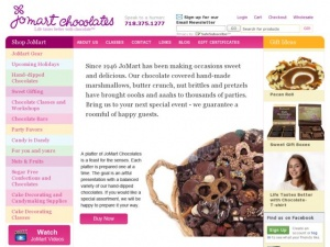 JoMart Chocolates