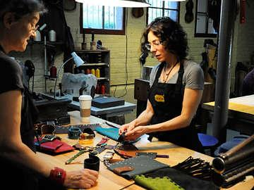 The Chicago School of Shoemaking and Leather Arts