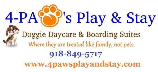 4PAWS Play and Stay