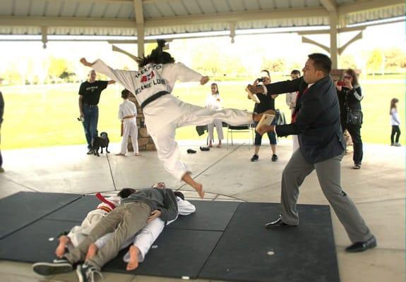 Legendary ATA Martial Arts