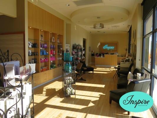 Inspire Salon & Day Spa