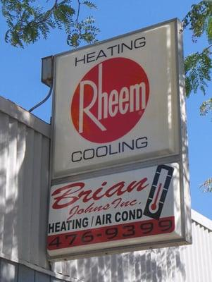 Brian Johns Heating & Air Conditioning Inc