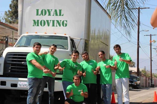 Loyal Moving