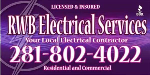 RWB Electrical Services