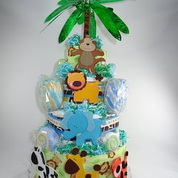 Pandawinks Diaper Cakery