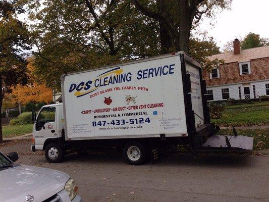 DCS Cleaning Service