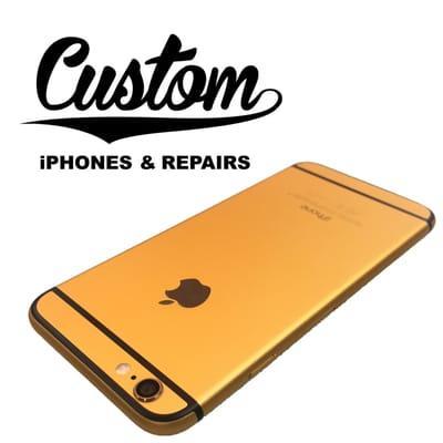 Custom iPhone & Repairs
