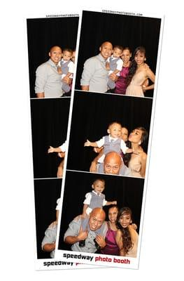 Speedway Photo Booth