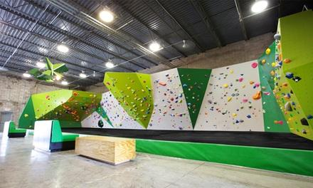 Kinetic Climbing & Fitness