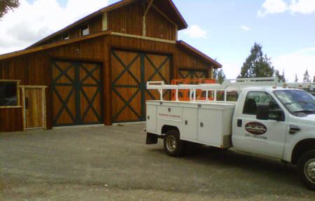 Central Oregon Garage Door