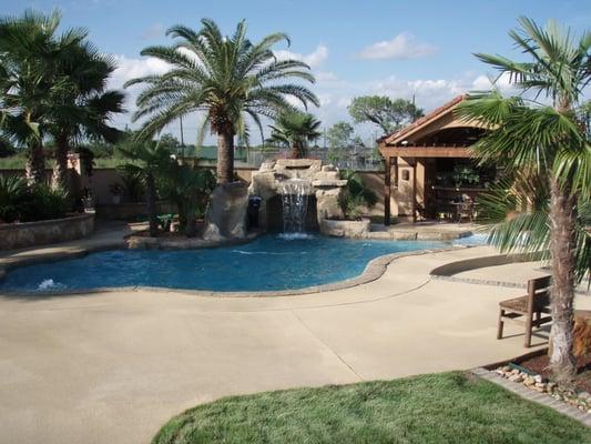 Clear Springs Pools