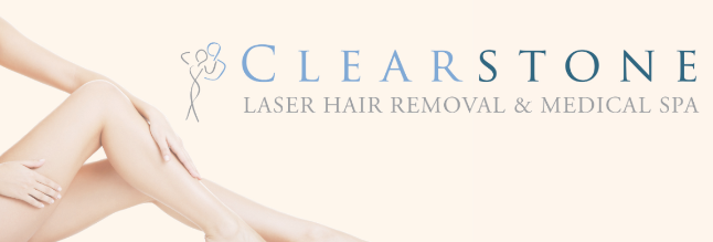 Clearstone Laser Hair Removal and Medical Spa