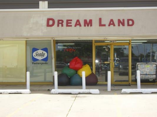 Dreamland Mattress Sleepcenter