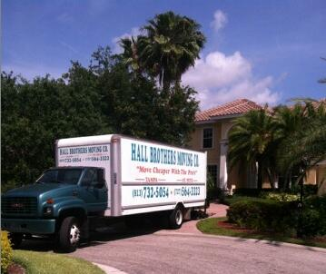 Hall Brothers Moving Co.