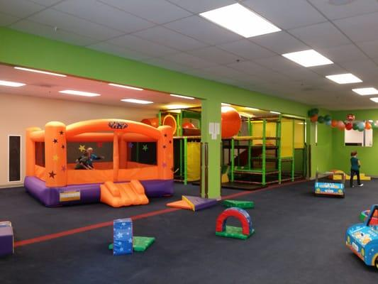 Sprouts Club Drop In Playcare & Playhouse