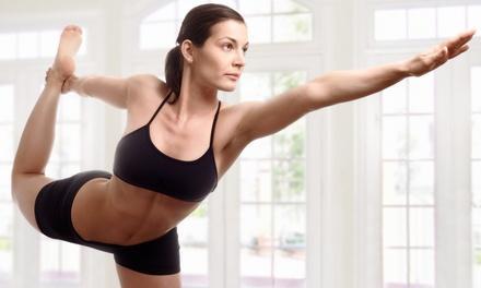 Higher Ground Hot Yoga