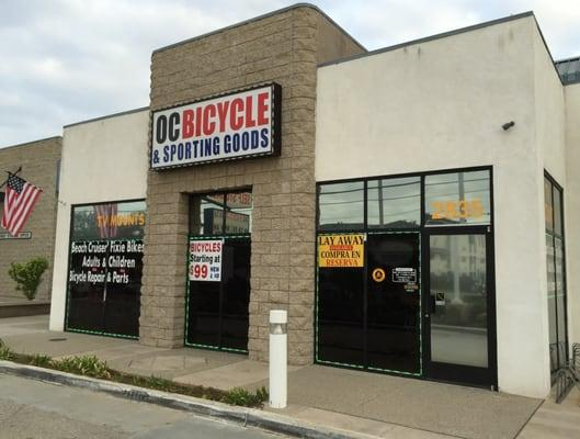 OC Bicycle & Sporting Goods