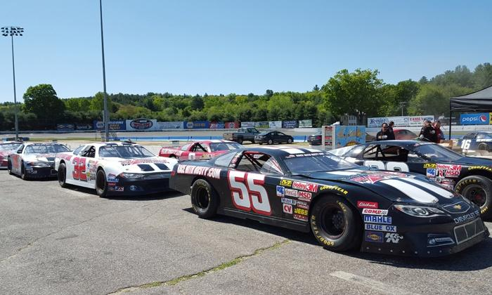 Rusty Wallace Racing Experience - Evergreen Speedway