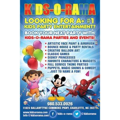 Kids-O-Rama LLC