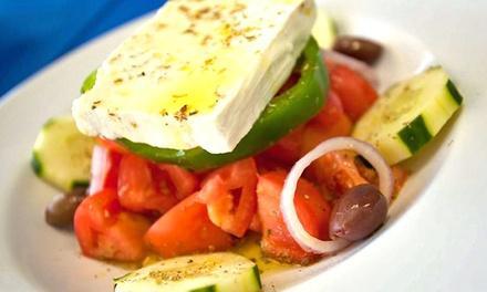 Zino's Greek and Mediterranean Cuisine