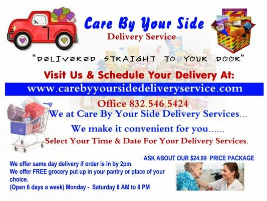 Care Delivery Service
