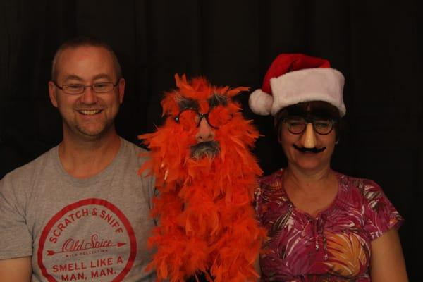 Memory Makers Photo Booth
