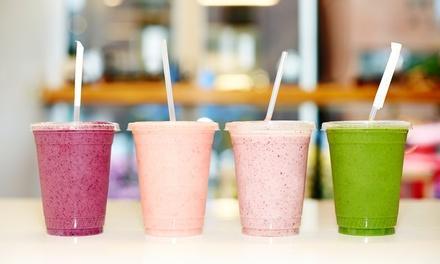 Nourish Organic Juice