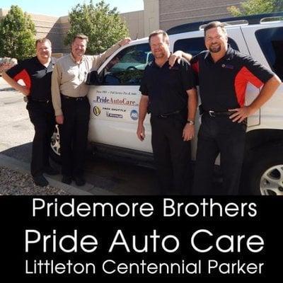 Pride Auto Care