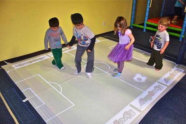 Kidz Korner Indoor Playground