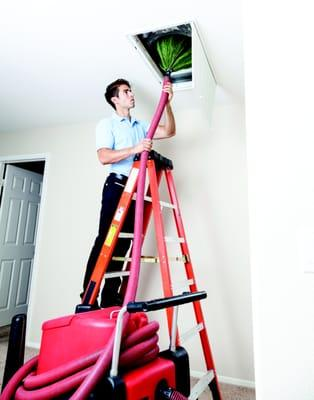 The Air Duct & Dryer Vent Specialty Cleaners