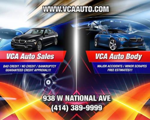 Van Collision and Alteration Ete Inc