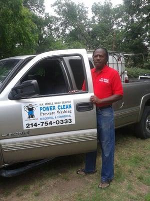 KK Mobile Wash Service LLC