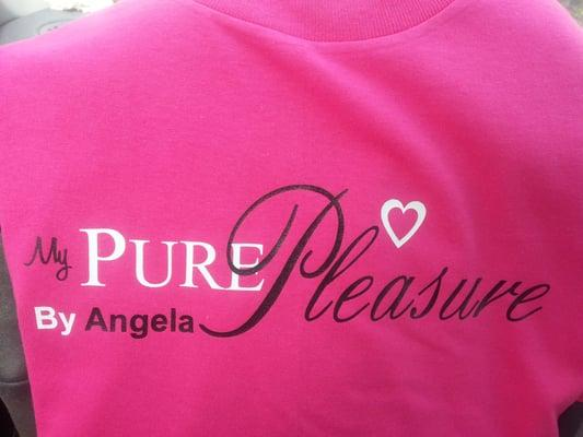 My Pure Pleasure by Angela