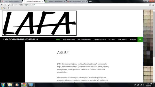 LaFa Development LLC
