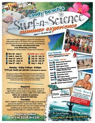 Sandy Beach Surfing, LLC