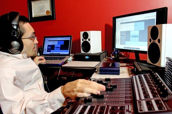 Mixnaster Music Recording Studio