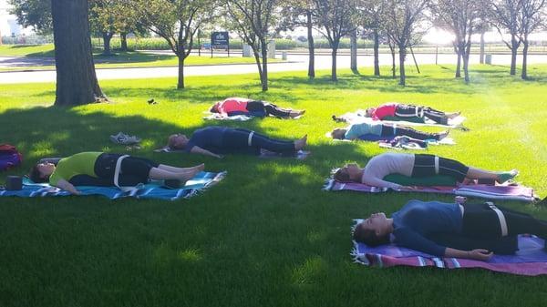 YogaHotDish Yoga Classes