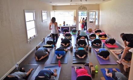 Bright Heart Yoga Studio