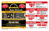 B.T. Auto Wrench