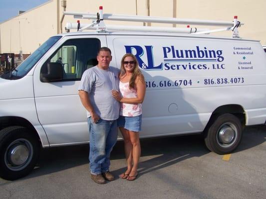 R & L Plumbing Services