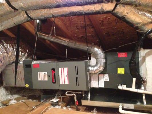 Fort Worth Air Conditioning Co. Inc