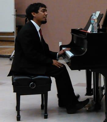 Omar's Piano Tuning