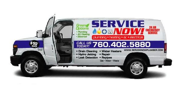 Service Now Plumbing, Heating Air & Electrical