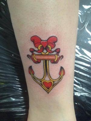 Inkin Monkey Tattoos