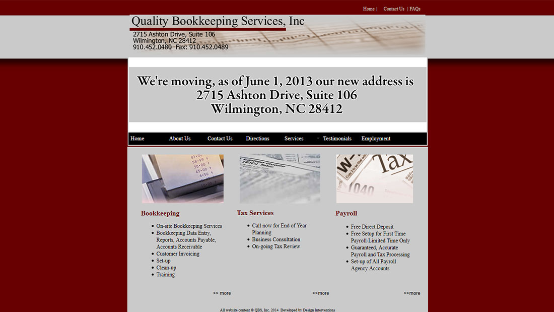 Quality Bookkeeping