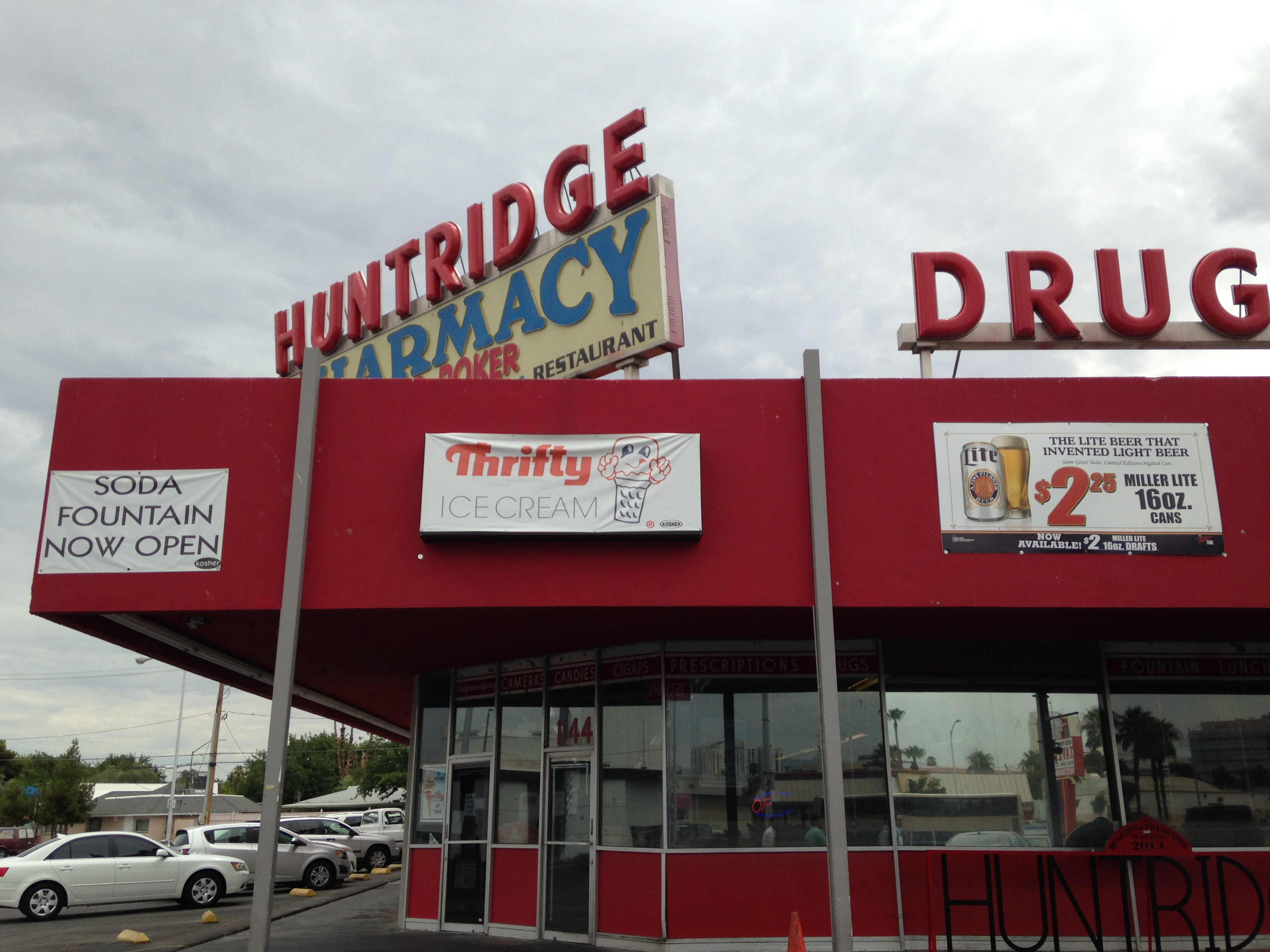 Huntridge Soda Fountain
