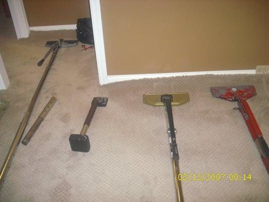 Helix Carpet Repair
