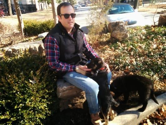Saint Louis Dog Walkers